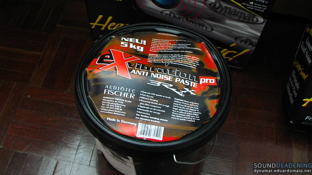Brax eXvibration 5kg bucket